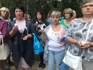 """Акция ""Ангелы Беслана"""
