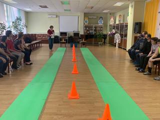 Спортивно-развлекательная экологическая программа «Остров здоровья»