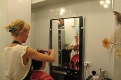 Практическое+занятие+в+парикмахерской