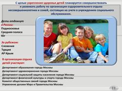 Государственная программа на Социальная поддержка жителей города Москвы (11)