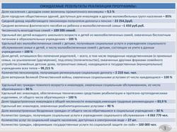 Государственная программа на Социальная поддержка жителей города Москвы (3)