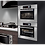 Thumbnail: Double Oven Clean 60 cm wide