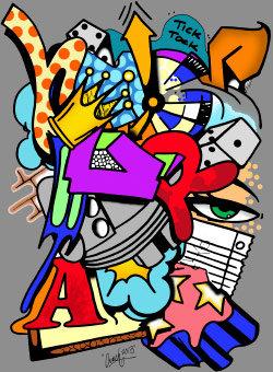 """JOHN CRASH MATOS """" I began to do graffiti, very si"""