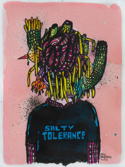 """EKO NUGROHO """"Salty Tolerance."""""""