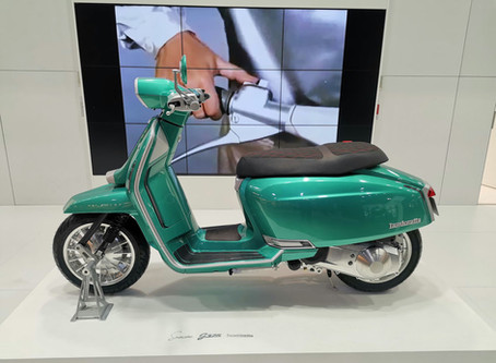 Lambretta launches new flagship model: G-Special with 325cc