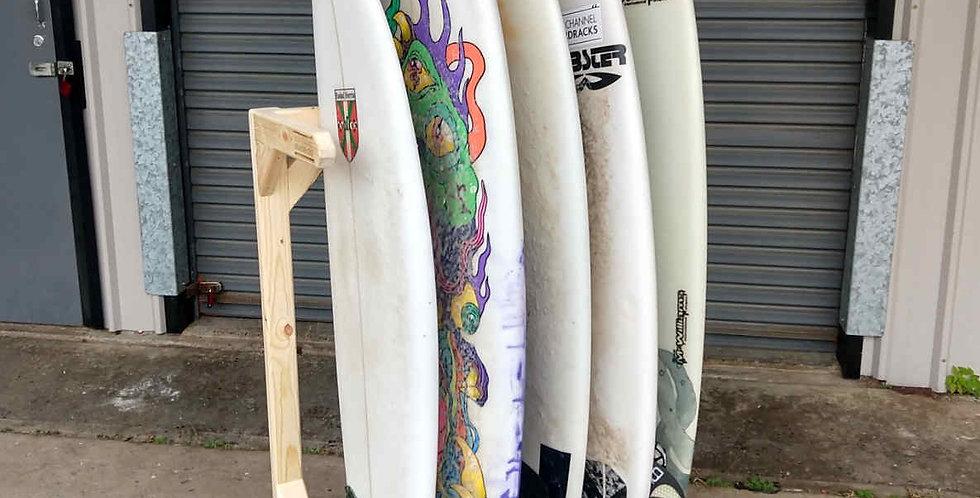 5 Board Vertical Rack