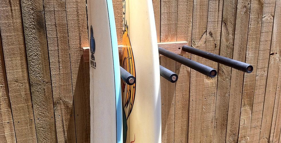 4 board Vertical Wall mounted rack