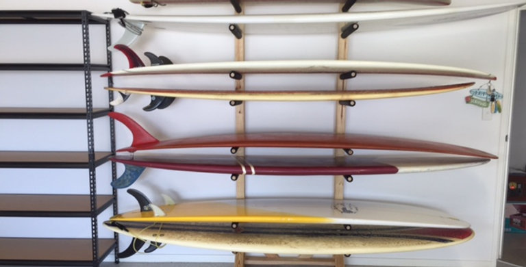 8 Board STACKER Rack