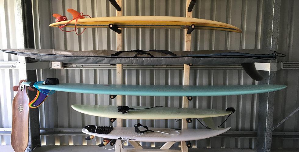 7 Board STACKER Rack