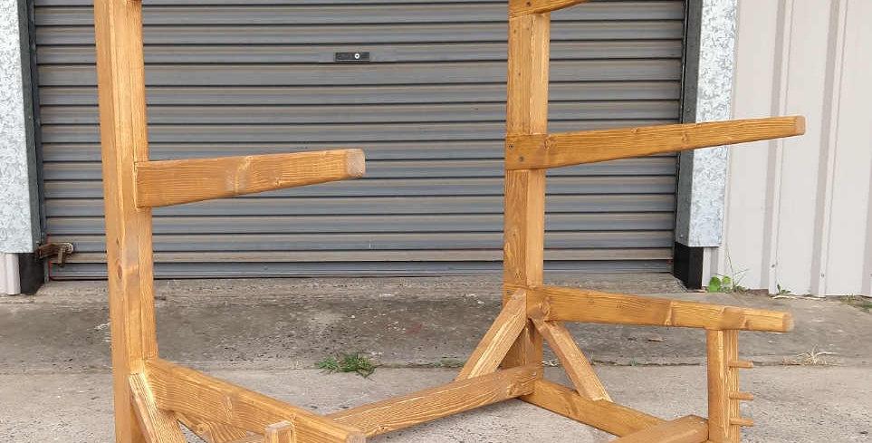 3x SUP Rack