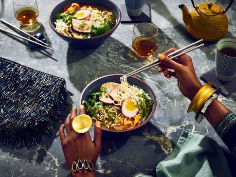 Photographer: RC Rivera   Food Stylist: Amanda Anselmo  Nail Art: Taylor Watson
