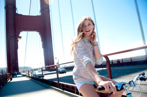 Photographer: Olivia Bush  HMUA: Jonathan Reisfeld  Model: Adair H.