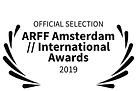 OFFICIAL SELECTION - ARFF Amsterdam  Int
