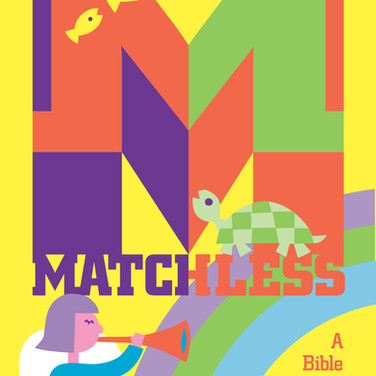 Matchless: A Bible and nature card game