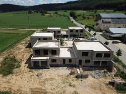 Cinq maisons unifamiliale à Ehner