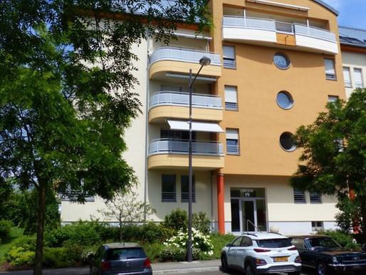 Vendu - Appartement 2 chambres à Luxembourg-Centre