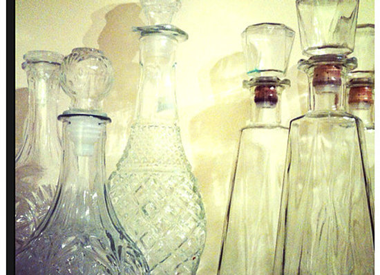 Crystal & Glass Decanters