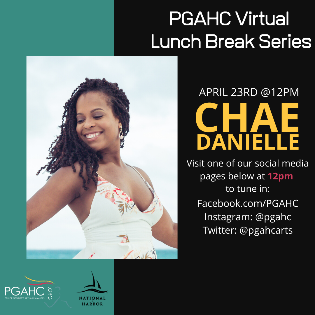 PGAHC Virtual Lunch Break Series, April 2020