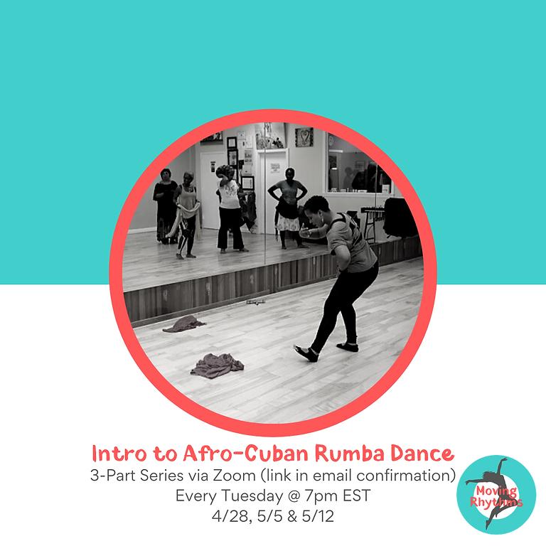 Intro to Afro-Cuban Rumba