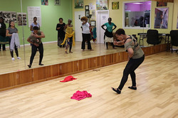 Afro-Cuban Rumba Workshop in Laurel; 2018