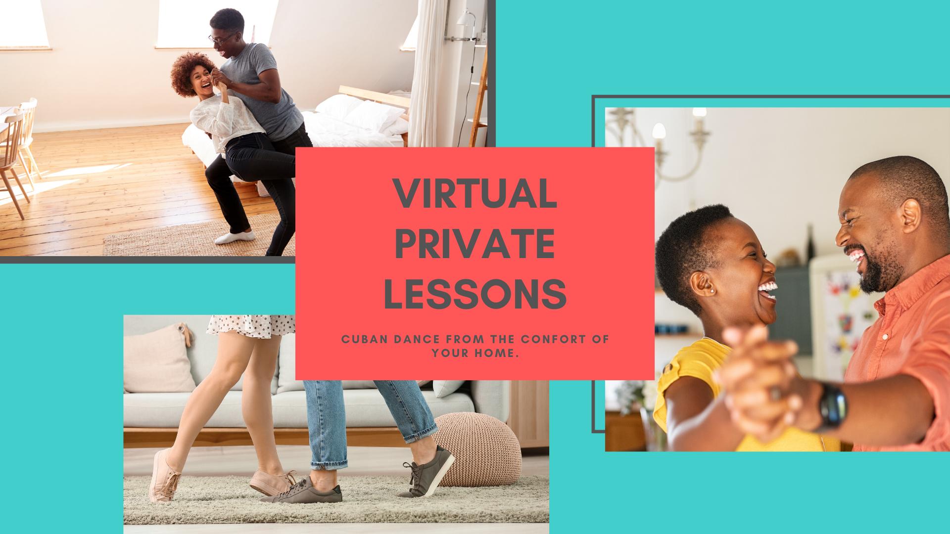 Cuban Dance Private Lesson