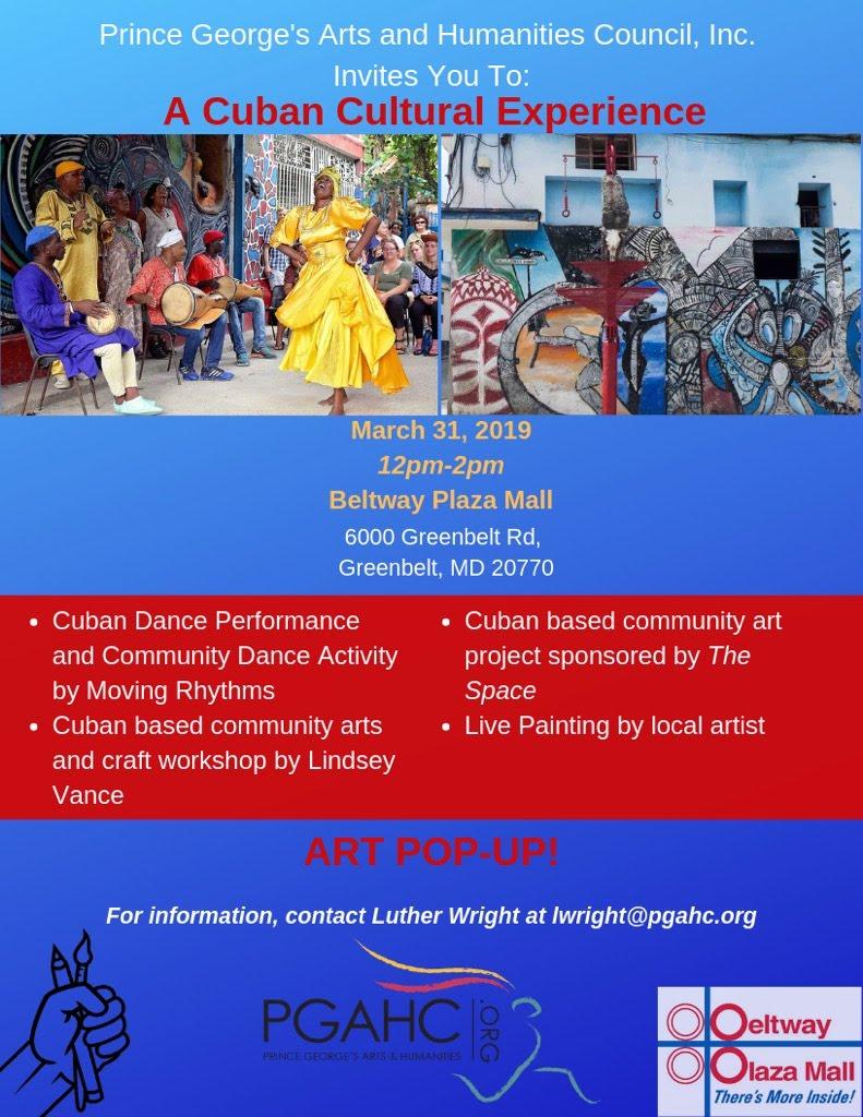 Cuban Cultural Experience