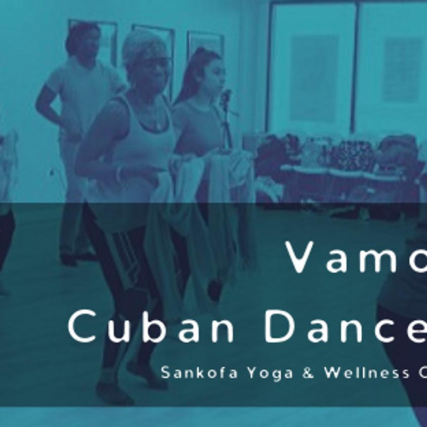 Vamos a bailar: Cuban Dance Workshop