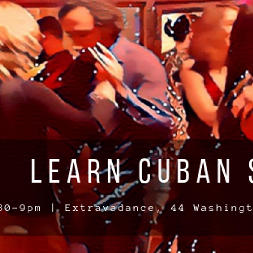 Special Pre-VDay Son Cubano Class!