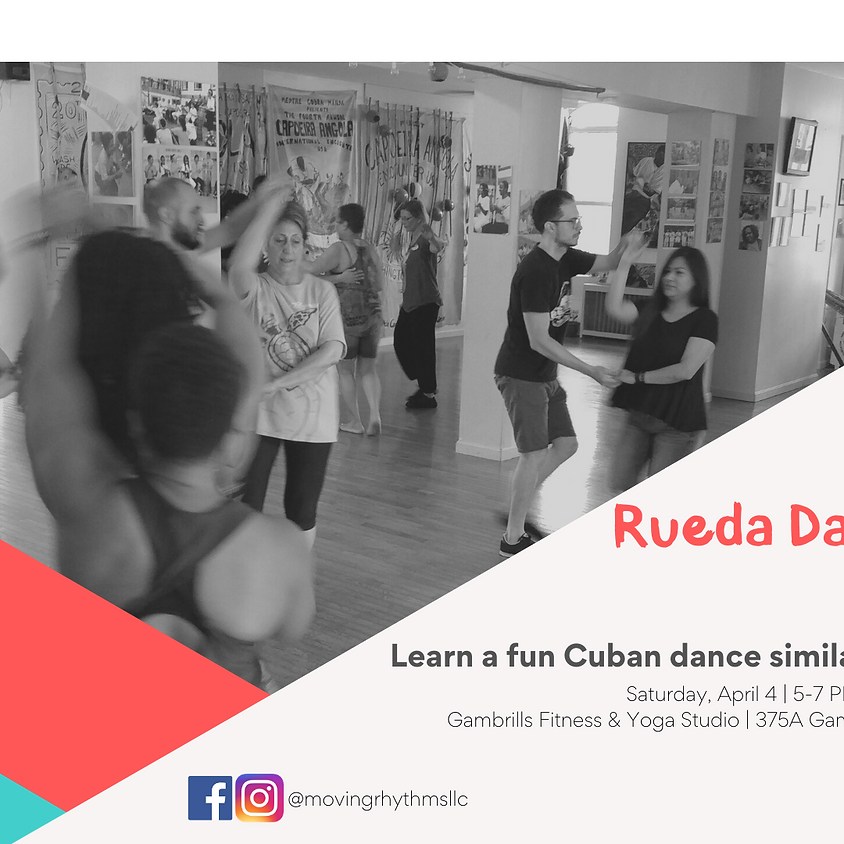 Rueda Dance Pop-Up