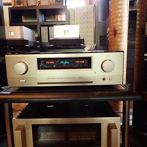 Accuphase コントロールアンプ