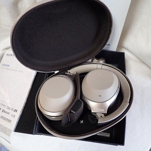 SONYヘッドホーン WH-100XM2