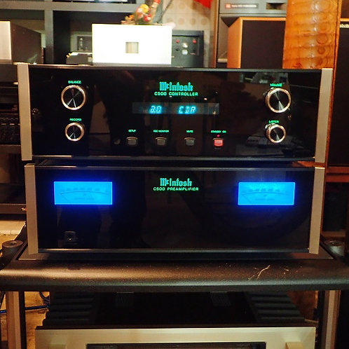 C500C+C500P コントロールAMP