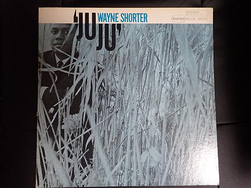 WAYNE SHORTER   JU JU BLUE NOTEレコード