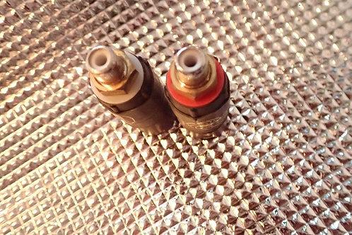 CARDAS カルダス XLR RCA 変換コネクター