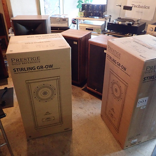 TANNOY スピーカー STIRLING・GR