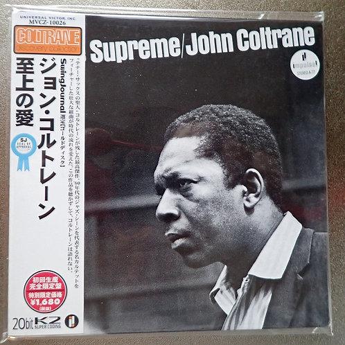 JOHN COLTRANE・Love Supreme: 至上の愛 20bit k2