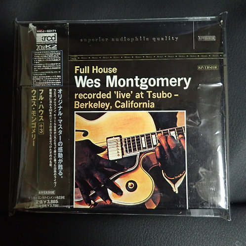XRCD WES MONTGOMER/FULL HOUS