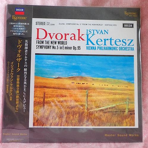 新品未開封 ESOTERIC/エソテリック ケルテス(指揮)ドヴォルザーク 交響曲第9番「新世界より」