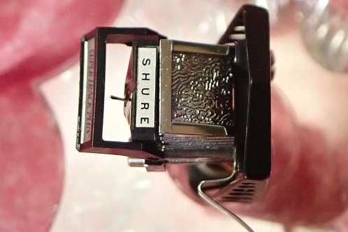 shure MMカートリッジV-T15TYPEⅢにSME