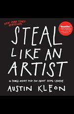 Steal like an artist book