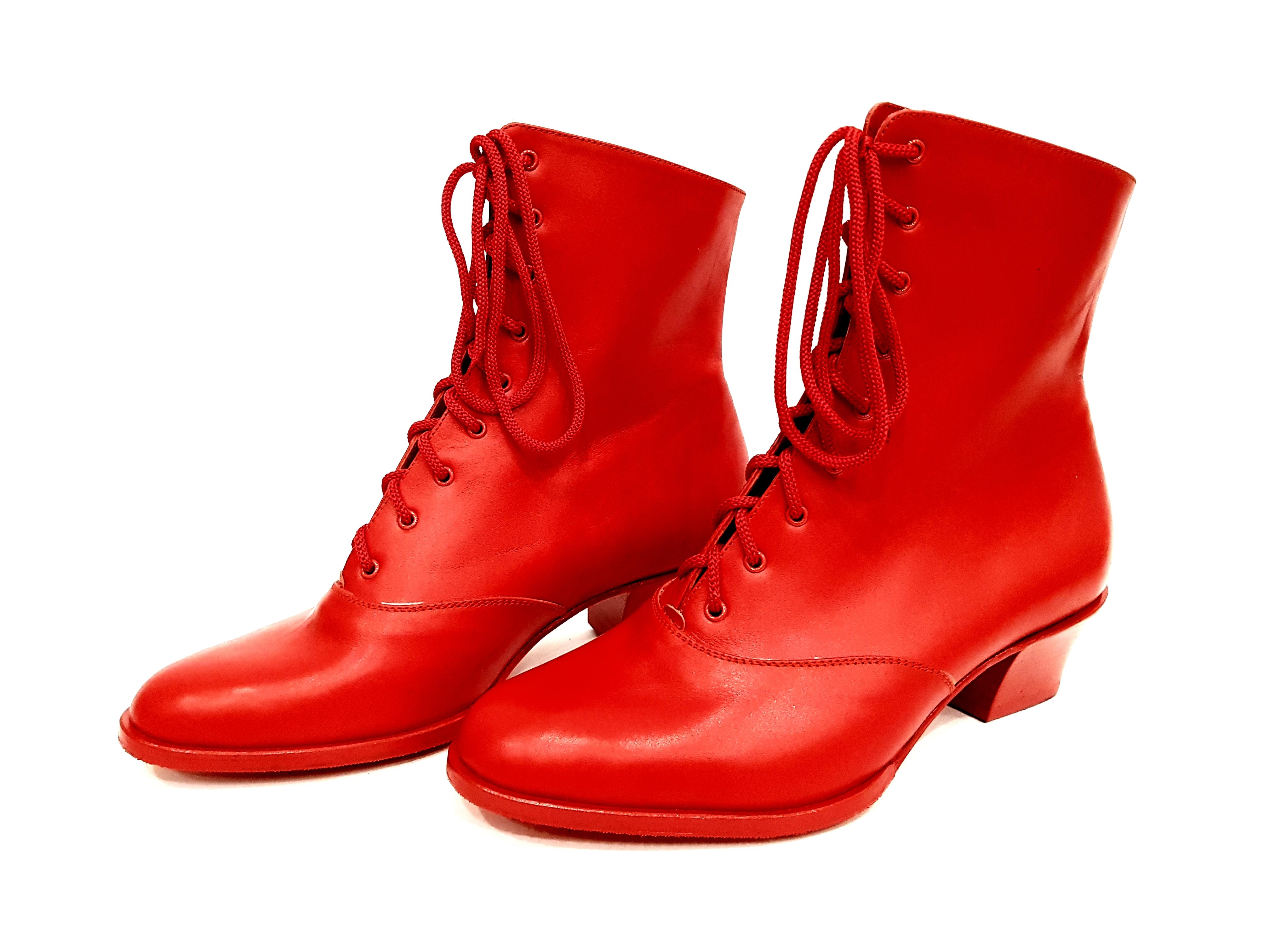 Кадрильные ботинки