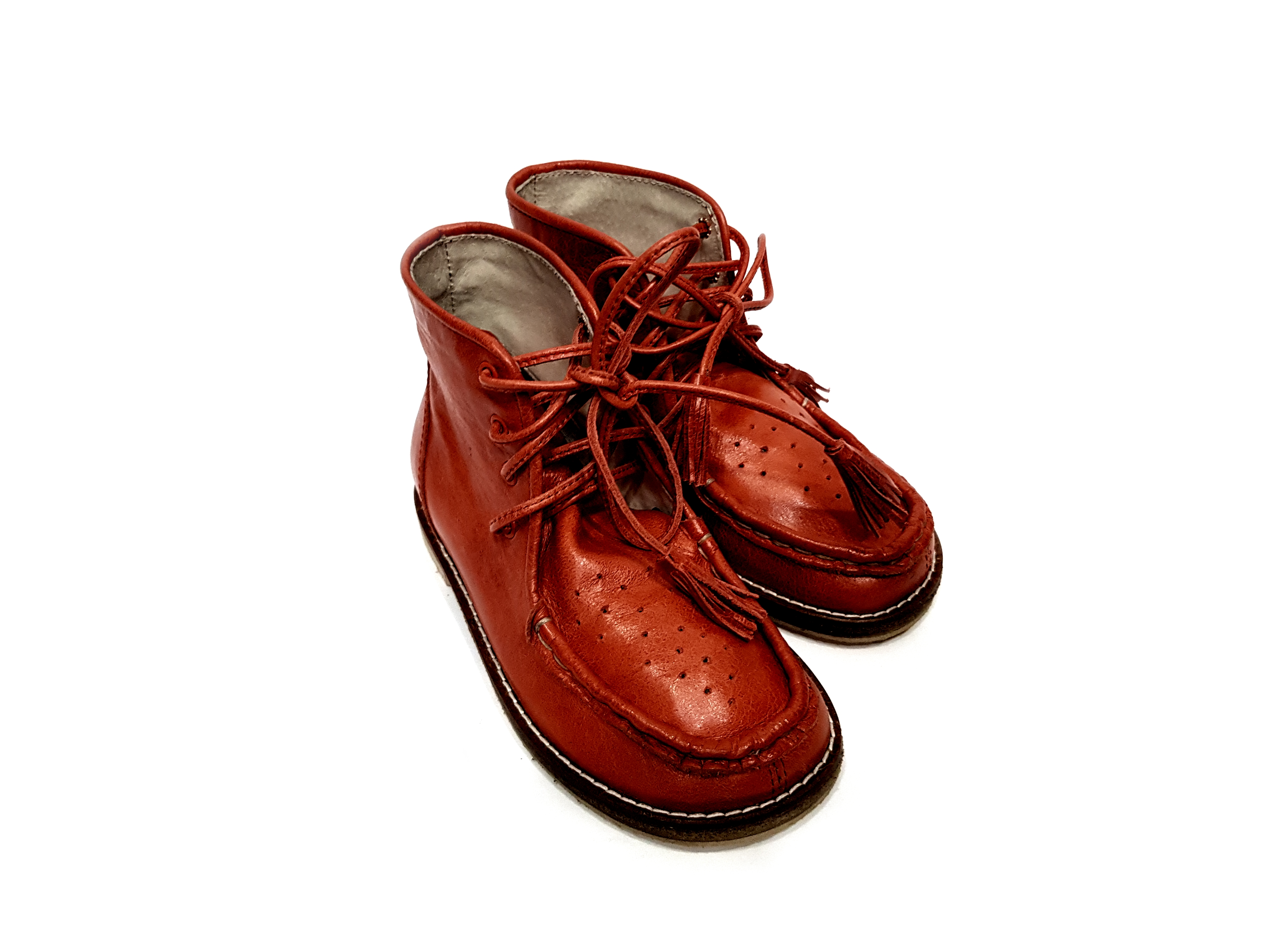 Детские ботиночки 1970-1980гг