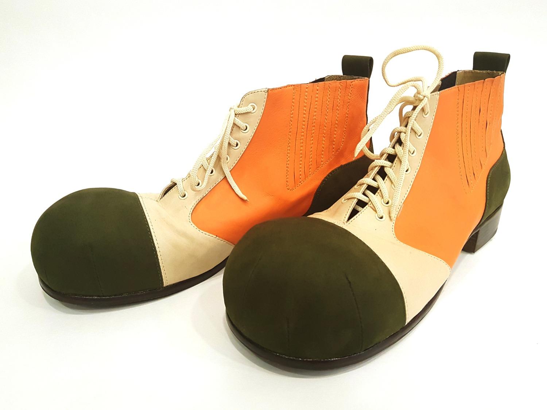 Ботинки клоунские