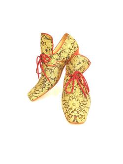Обувь стилизованная