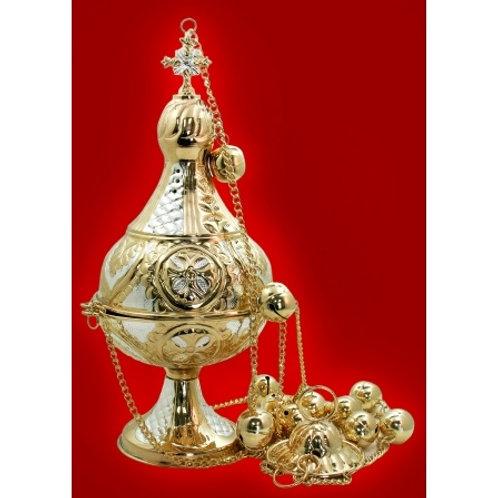 incense burner for churches