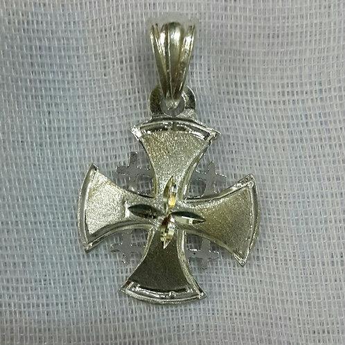 Bombe Jerusalem Cross