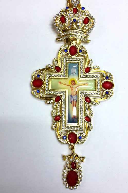 Metal Cross for father