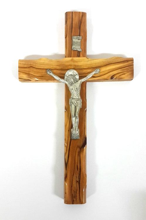 Olive wood cross 25 cm  PA 107