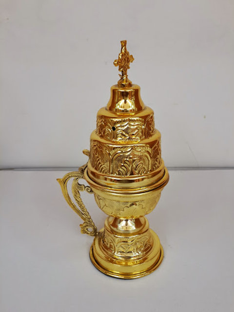 incense burner for churchs