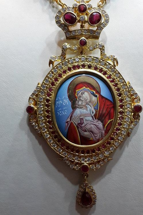 Engolpion Virgin Mar